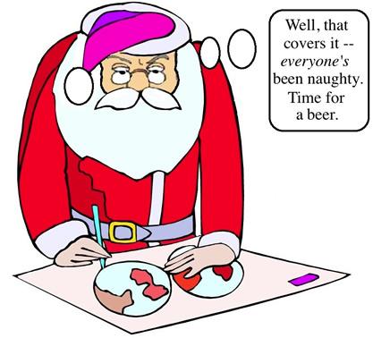Secret Santa 2012